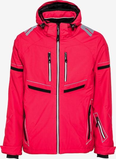KILLTEC Outdoorjas 'Lennox' in de kleur Rood, Productweergave