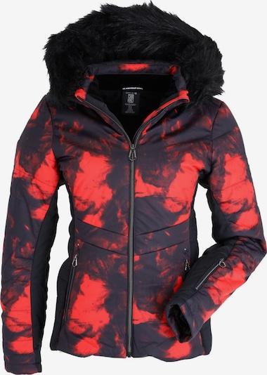 DARE 2B Skijacke ' Auroral ' in dunkelrot / schwarz, Produktansicht