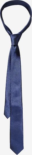 WEISE Krawatte in dunkelblau, Produktansicht