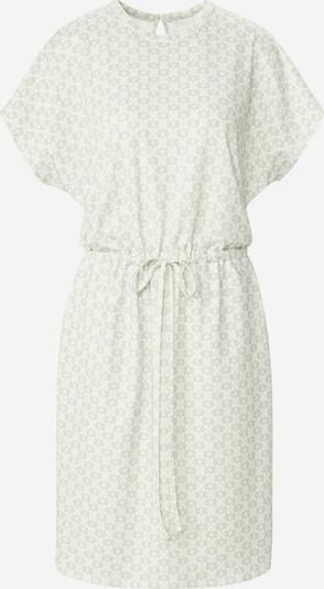MYBC Jersey-Kleid in grau / weiß, Produktansicht