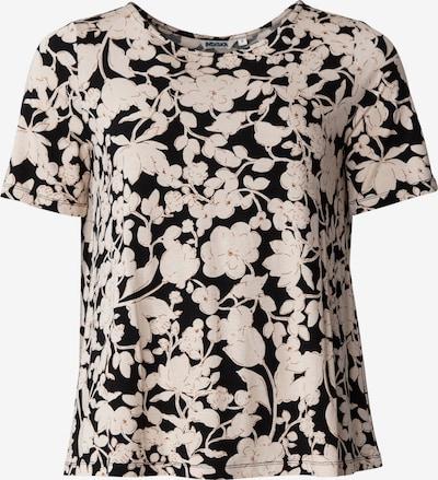 Indiska Shirt 'DIANA' in camel / braun / schwarz, Produktansicht