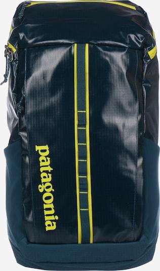 PATAGONIA Sac à dos de sport 'Black Hole' en bleu pastel / jaune, Vue avec produit