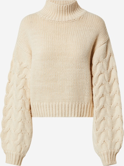 LENI KLUM x ABOUT YOU Pullover 'Naomi' in offwhite, Produktansicht
