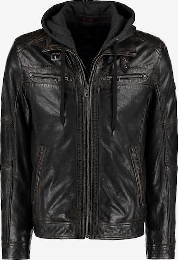 DNR Jackets Jacke in schwarz, Produktansicht