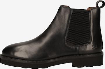 Chelsea Boots SANSIBAR en noir