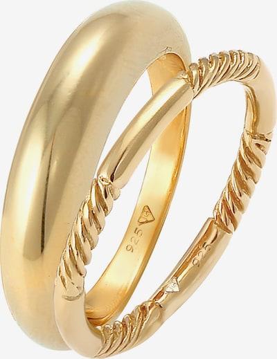 ELLI Ring in gold, Produktansicht