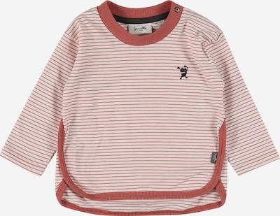 Sanetta Pure Shirt in de kleur Pitaja roze / Wit, Productweergave