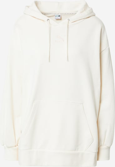 PUMA Sweatshirt in de kleur Crème, Productweergave
