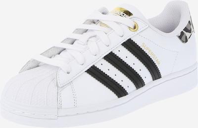 Sneaker low 'Superstar' ADIDAS ORIGINALS pe galben / negru / alb, Vizualizare produs