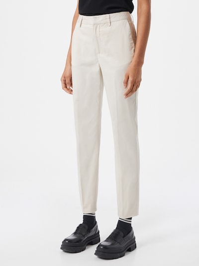 SCOTCH & SODA Chinohose 'Bell' in offwhite, Modelansicht