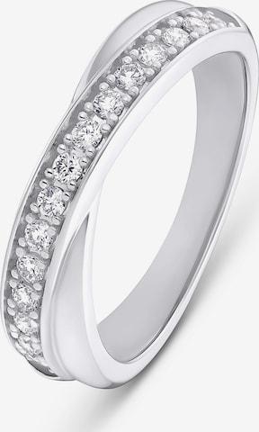 CHRIST Ring in Silber