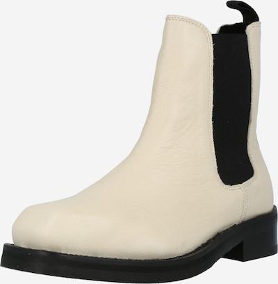 SELECTED FEMME Chelsea Boots 'SAGA' in creme / schwarz, Produktansicht