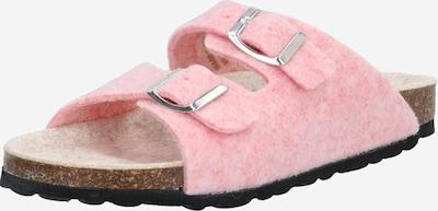 Bianco Pantolette 'Caris' in rosa, Produktansicht