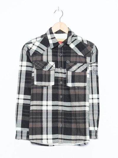 QUIKSILVER Flanellhemd in M in grau, Produktansicht
