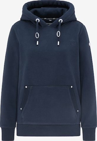 DreiMaster Maritim Sweatshirt in Blue