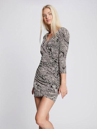 Morgan Kleid '211-RAMILA' in schwarz / weiß, Modelansicht