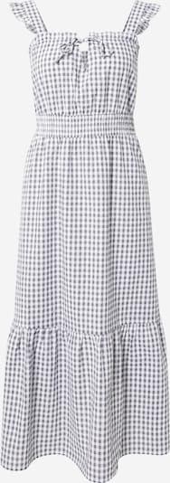 ONLY Poletna obleka 'MONICA' | črna / bela barva, Prikaz izdelka