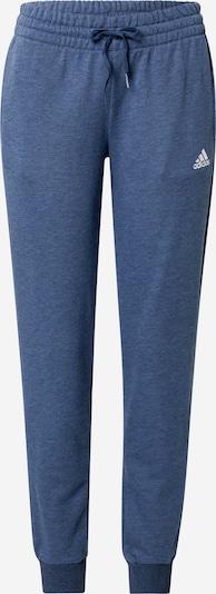 ADIDAS PERFORMANCE Sportbroek in de kleur Navy / Wit, Productweergave