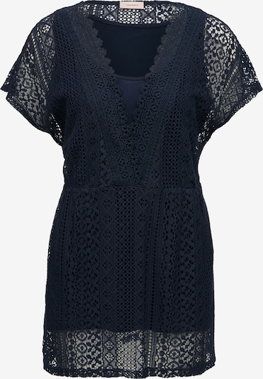 TRIANGLE Bluse in navy, Produktansicht