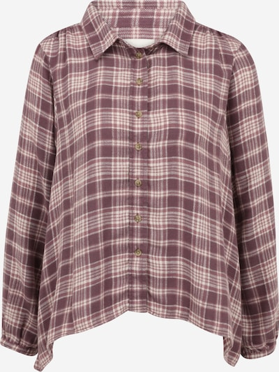American Eagle Blouse in Purple / White, Item view