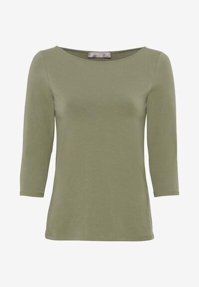 HALLHUBER Shirt in grün, Produktansicht
