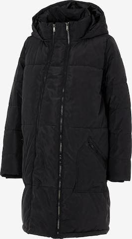 Cappotto di mezza stagione di MAMALICIOUS in nero