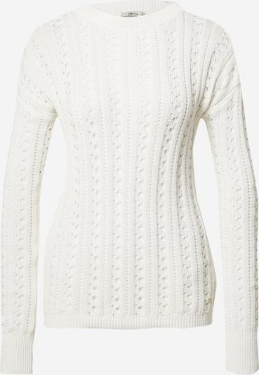 LTB Sweter w kolorze białym, Podgląd produktu