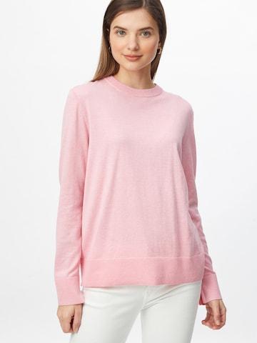 BOSS Casual Sweater 'C_Fibinna' in Pink