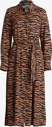Betty Barclay Robe-chemise en camel / noir, Vue avec produit