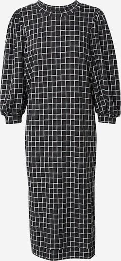 minimum Kleid in schwarz / weiß, Produktansicht