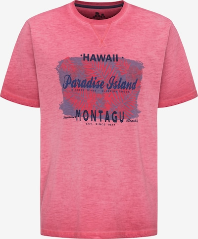 PIONEER T-Shirt in lila / pink, Produktansicht