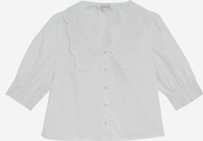 Zibi London Shirt in weiß, Produktansicht