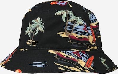 Carhartt WIP Sombrero en mezcla de colores / negro, Vista del producto