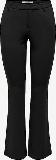 ONLY Pantalon 'Rocky' en noir, Vue avec produit