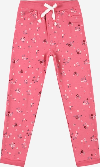 STACCATO Pants in Navy / Dusky pink / Light pink / Dark red / White, Item view