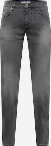 BRAX Jeans 'Chris' in Grau