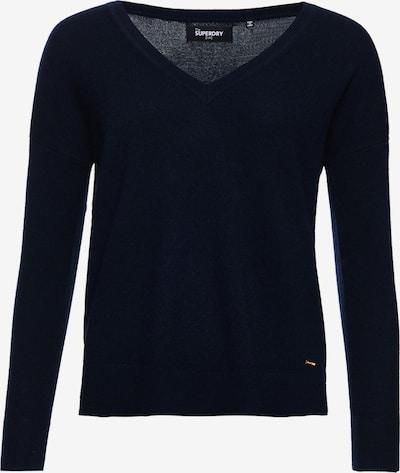 Superdry Pullover 'Edit Premium' in marine, Produktansicht