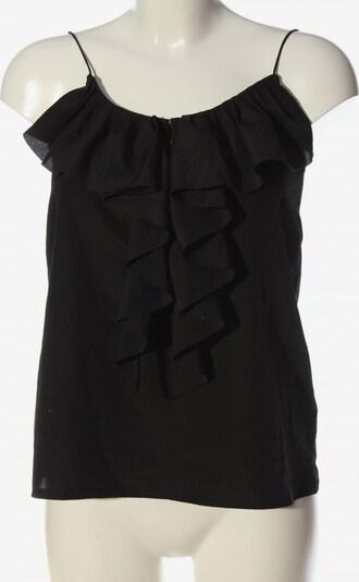 H&M Spaghettiträger Top in XS in schwarz, Produktansicht