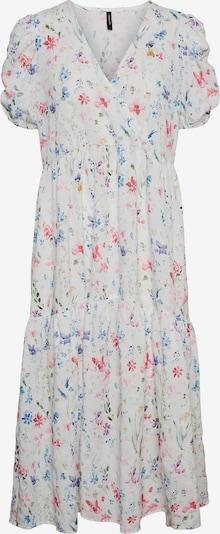 VERO MODA Kleid 'Lillie' in mischfarben / weiß, Produktansicht