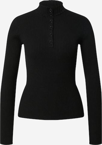 EDITED Sweater 'Promise' in Black