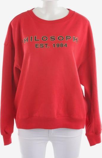 Philosophy di Lorenzo Serafini Sweatshirt / Sweatjacke in M in rot, Produktansicht