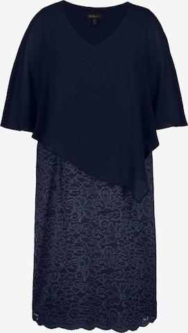 Robe de soirée Ulla Popken en bleu