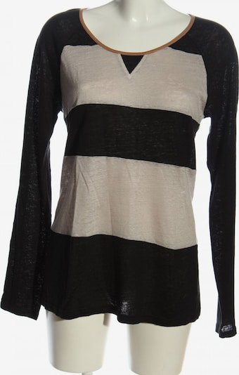 BILLABONG Sweater & Cardigan in M in Brown / Black / Wool white, Item view
