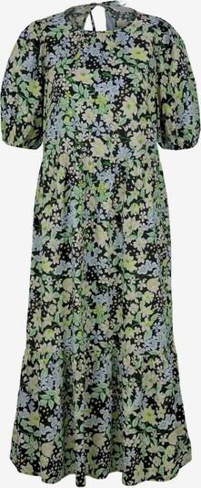 TOM TAILOR DENIM Robe en bleu / vert / noir, Vue avec produit