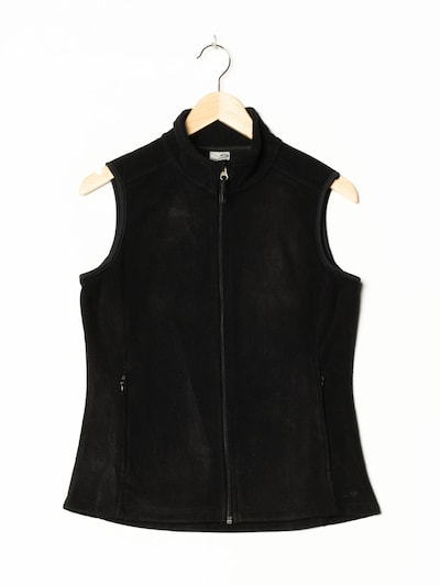 Champion Authentic Athletic Apparel Vest in XS-S in mottled black, Item view