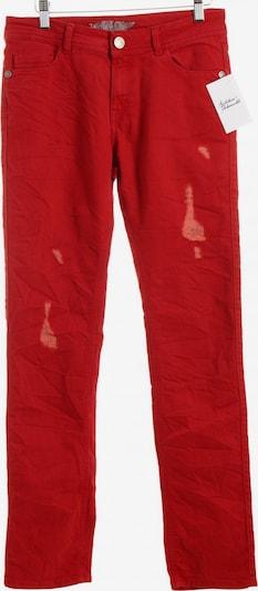 O.JACKY Skinny Jeans in 31 in rot, Produktansicht