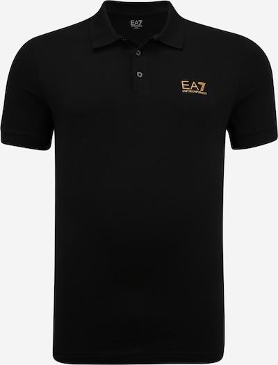 EA7 Emporio Armani Shirt in gold yellow / black, Item view
