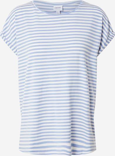 VERO MODA Shirts 'VMAVA' i lyseblå / hvid, Produktvisning