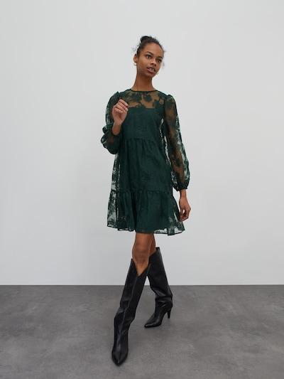 Rochie 'Jerika' EDITED pe verde, Vizualizare model