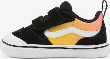 VANS Sneaker 'New Skool V' in Schwarz